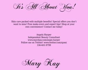 Angela Harper - Mary Kay Consultant