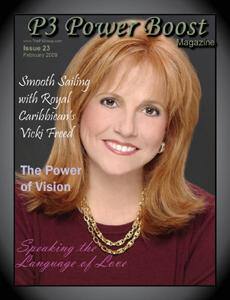 The P3 Power Boost Magazine - Volume III - Issue 1 - February 2009