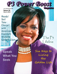 The P3 Power Boost Magazine - Volume III - Issue 3 - March 2009