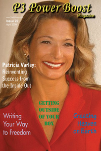 The P3 Power Boost Magazine - Volume III - Issue 4 - April 2009