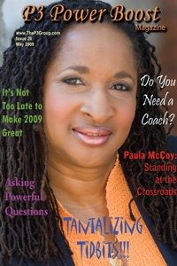 The P3 Power Boost Magazine - Volume III - Issue 5 - May 2009