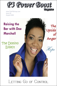 The P3 Power Boost Magazine - Volume III - Issue 8 - August 2009