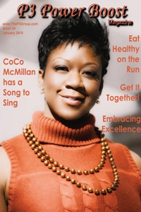 The P3 Power Boost Magazine - Volume IV - Issue 1 - January 2010